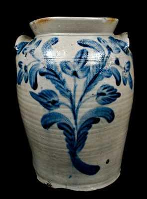 B.C. MILBURN / ALEXA (Alexandria, VA) Stoneware Jar