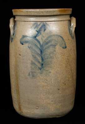 David Parr, Jr., Richmond, VA Stoneware Jar