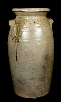 D. CAGLE / WHY NOT N.C. Stoneware Churn