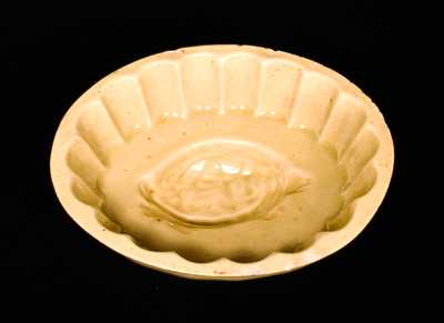 Yellowware Turtle Mold