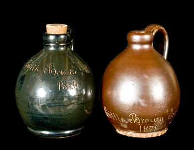 1884 Anna Pottery