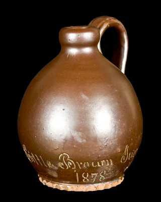1878 Anna Pottery