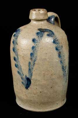 Philadelphia Stoneware Jug, Remmey Pottery