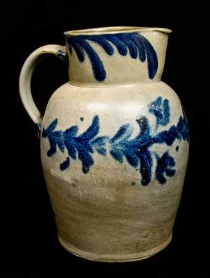 Baltimore Stoneware Pitcher, Two-Gallon