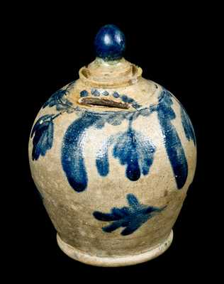Remmey Stoneware Presentation Bank, Dated 1832