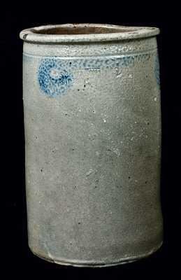 S. BELL & SON / STRASBURG Stoneware Crock