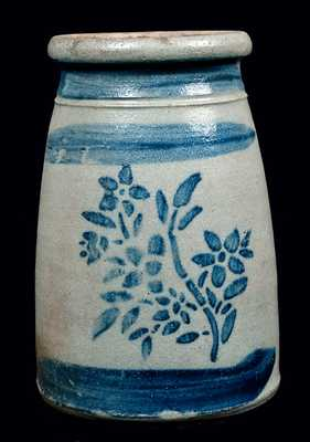 Western PA Stoneware Canning Jar