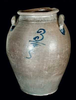Schermerhorn, Richmond Stoneware Jar