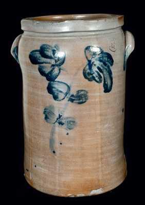 Baltimore Stoneware Crock, P. HERRMANN