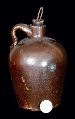BROWN POTTERY, Arden, NC Stoneware Jug
