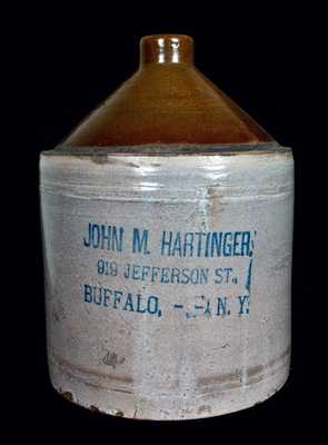 Buffalo, NY Advertising Jug