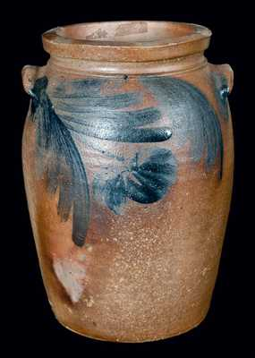 Baltimore, Maryland, Stoneware Jar