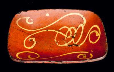 Redware Loaf Dish