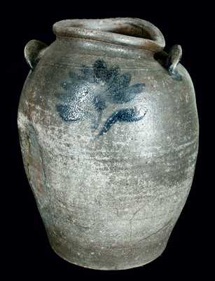 Stoneware Jar attrib. J.P. Schermerhorn, Richmond, Virginia