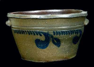 Stoneware Bowl, attrib. J. Eberly & Co., Strasburg, VA