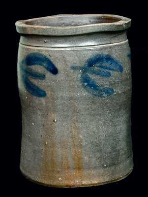 Strasburg, Virginia, Shenandoah Valley Stoneware Jar