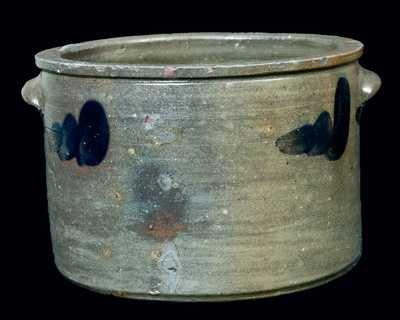 S.H. SONNER / STRASBURG, VA Stoneware Cake Crock
