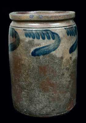 Strasburg, Virginia, Stoneware Jar