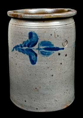 W.H.LEHEW & CO. / STRASBURG, VA Stoneware Jar