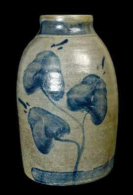 Pruntytown, West Virginia, Stoneware Canning Jar