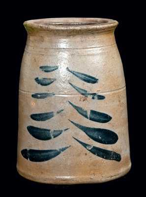 Western PA Stoneware Wax Sealer
