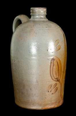 G.N. Fulton (Alleghany County, Virginia) Stoneware Jug