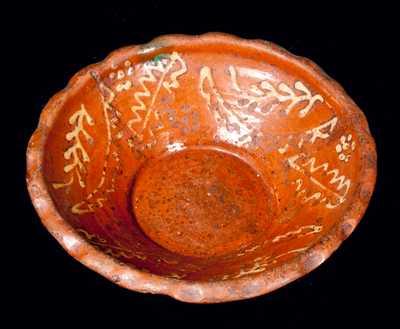 Redware Bowl