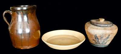 (3) Pottery Items