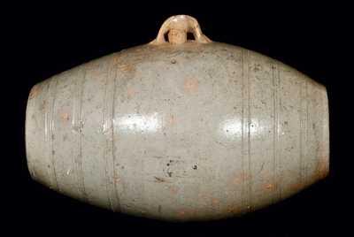 Stoneware Keg Impressed BEER KEG / 1840