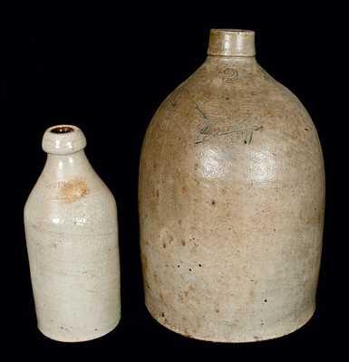 (2) Pieces of Northeastern U.S. Stoneware
