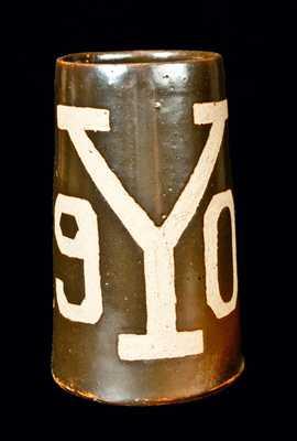 1903 YALE Stoneware Mug