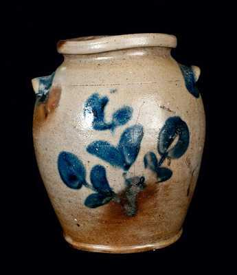 1 Gal. Stoneware Jar attrib. James Miller, Alexandria, VA