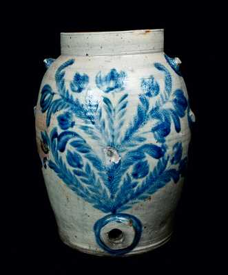 Six-Gallon Baltimore Stoneware Water Cooler