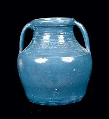Cannelton, Indiana Stoneware Vase, Marked