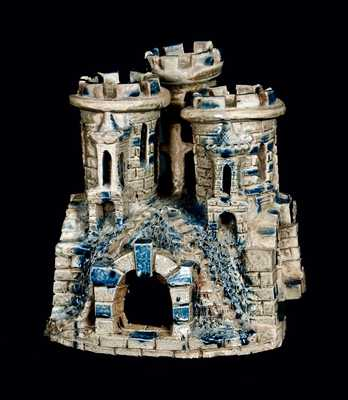 Anna Pottery Aquarium Castle