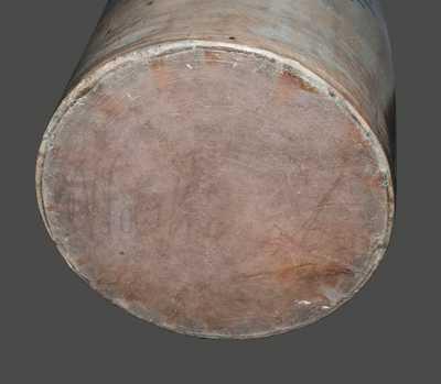 Magnificent JAMES HAMILTON & CO. / GREENSBORO, PA 20 Gallon Stoneware Presentation Crock
