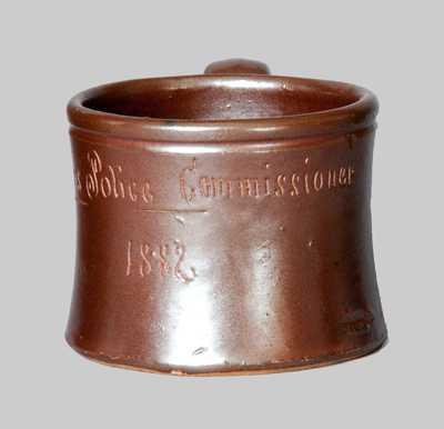 Anna Pottery Frog Mug,