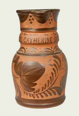Exceptional Tanware Presentation Pitcher,