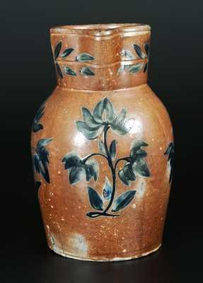 Zigler Pottery, Timberville, VA, Stoneware Pitcher
