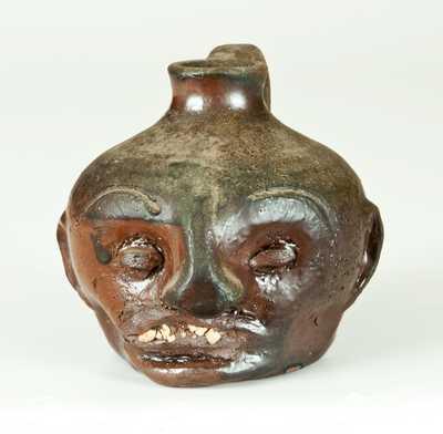 Southern Pottery Face Jug