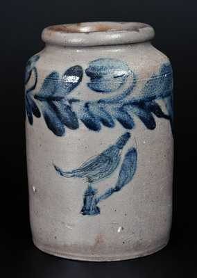 Henry Remmey, Philadelphia, Incised Bird Crock