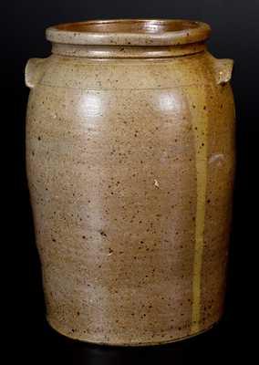 4 Gal. E. J. MILLER / ALEXA. (Alexandria, VA) Stoneware Jar