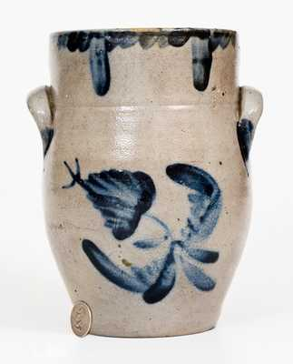 Small-Sized Stoneware Jar, probably Ingell, Taunton, MA