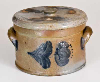 JOHN BELL / WAYNESBORO Stoneware Butter Crock
