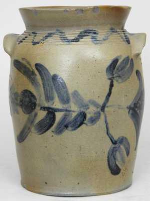 B.C. MILBURN / ALEXANDRIA, D.C. Stoneware Jar