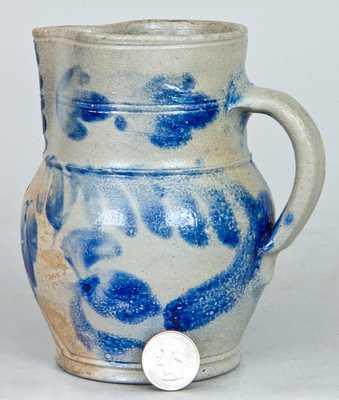 1851 Southeastern PA Stoneware Pitcher