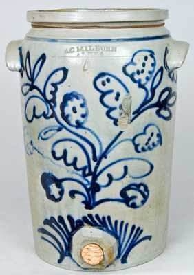 B.C. MILBURN / ALEXA (Alexandria, VA) Stoneware Water Cooler