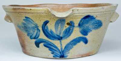 B.C. MILBURN / ALEXA (Alexandria, VA) Stoneware Milkpan